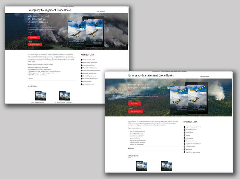 Emergency Management Drone Publications